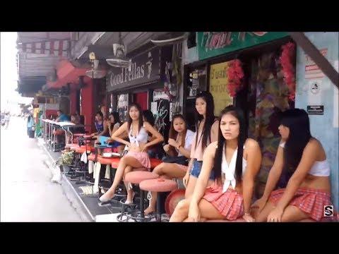 """Thành phố"""" Sex"""" của thế giới ( Pattaya , Thái lan)"""