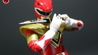 Red Ranger s.h.figuarts figure review