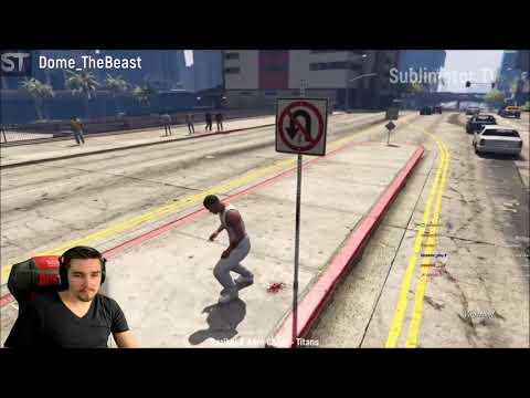 Реакция Диктора на: GTA 5 Thug Life | Фейлы, Трюки, Эпичные Моменты | Приколы в GTA 5 #27