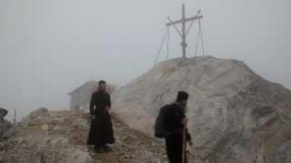 Путешествие на вершину Святой горы Афона.mp4(Путешествие трех паломников к вершине Святой горы Афон., 2012-03-27T15:03:54.000Z)