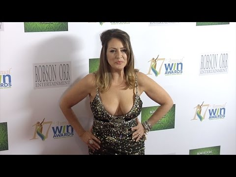 Joely Fisher 17th Annual Women's  Awards Red Carpet in Los Angeles