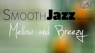 Smooth Jazz Backing Track in F# minor | 90 bpm