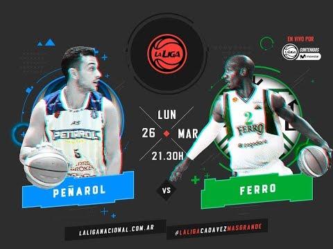 Liga Nacional: Peñarol vs. Ferro | #LaLigaEnTyCSports