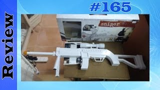 Sniper Elite Rifle & Game Bundle (Wii) Unboxing & Review