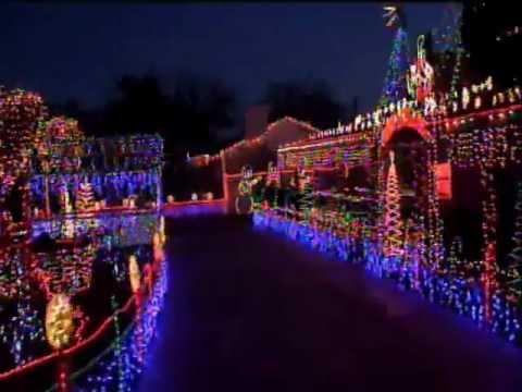 Boulder City Christmas Lights 2020 Boulder City Christmas Lights   2011 Nevada   YouTube