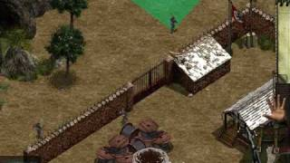 Commandos Behind Enemy Lines (PC) Mission 3 (Pt1)