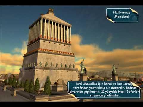 Dünyanın Yedi Harikası  Eski ve Yeni ( Full HD )