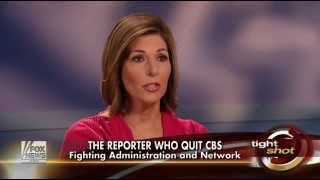 • Sharyl Attkisson on CBS Bias & White House Harrassment • 4/13/14 •