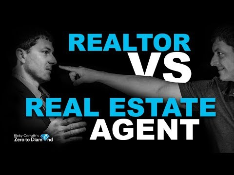 Realtor vs Real Estate Agent