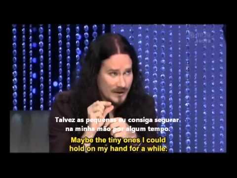 Entrevista com Tuomas Holopainen LEGENDADO EM PORTUGUÊSBR