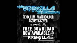 Pendulum - Watercolour (Krewella Acoustic Cover ft. Evan Duffy)