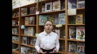 Страна читающая — Ия Вековцева читает произведение «Парус (Белеет парус одинокий…)» М. Ю. Лермонтова