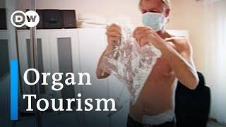 Organ donation tourism in Spain | DW English