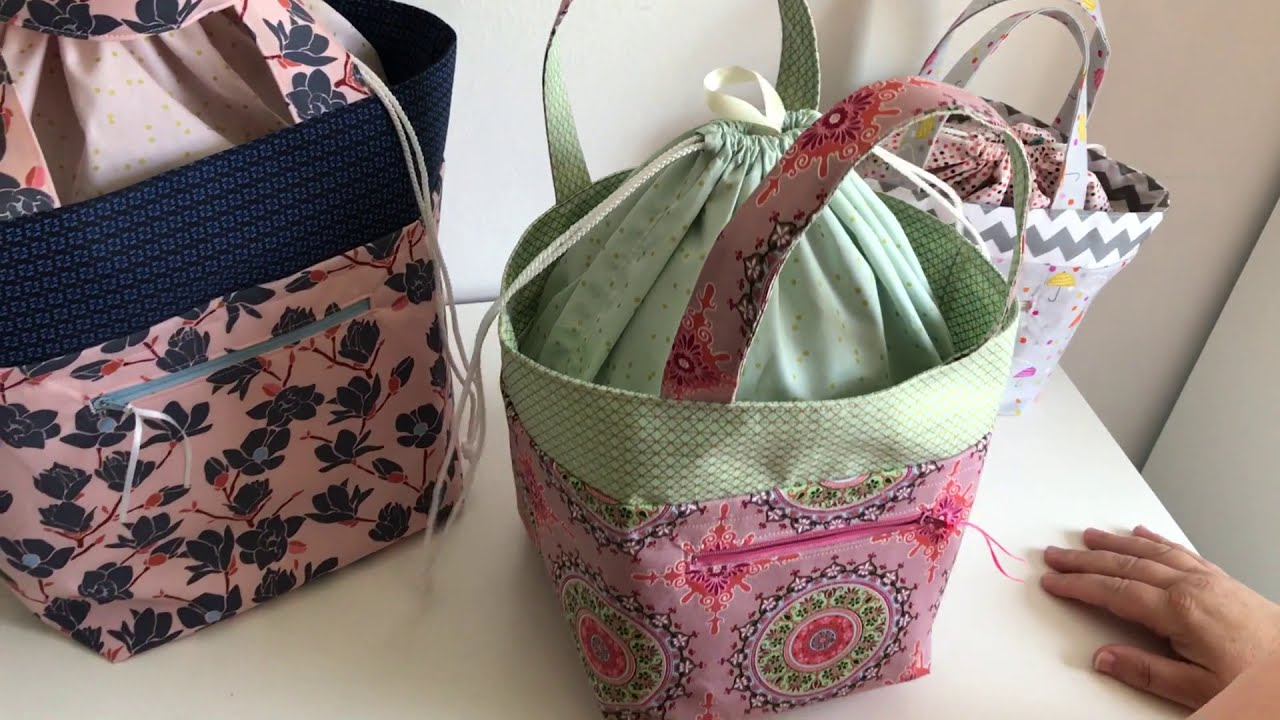 Knitting Bags Project