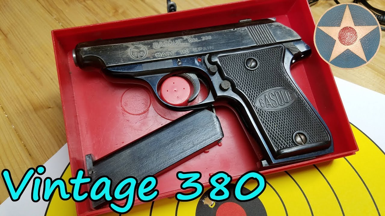 Basque 380 Pistol First Impressions Review