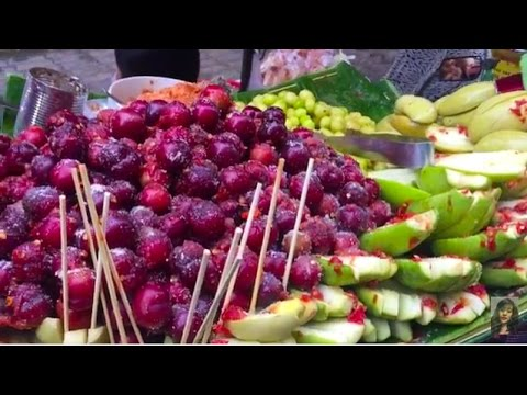 Top Asian Street Food, Testing Foods And Market Foods In My Village