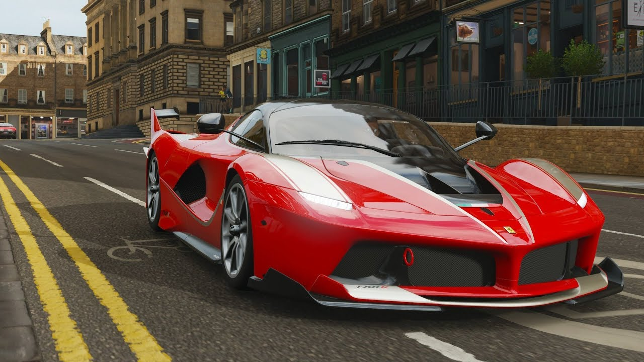Forza Horizon 4 , Ferrari FXX K , Gameplay 1080p HD