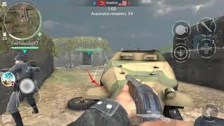 War héroes #1 rusos vs alemanes