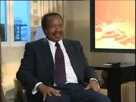 Interview de Paul Biya à France 24 Partie 3/4 [AMTv - CAMEROUN]