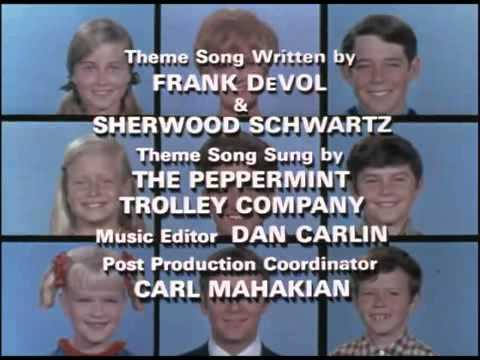 The Brady Bunch  Season 1 Closing Credits