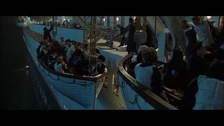 Клип посвящённый памяти Титаника, а также погибших