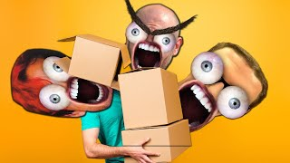 EVERYONE IS AN IDIOT EXCEPT FOR ME | Moving Out
