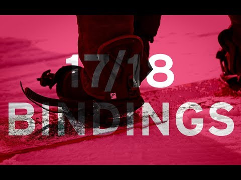 HEAD Snowboard Bindings