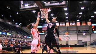 University of the Cumberlands - Benito Santiago Jr. Dunk vs. University of Pikeville