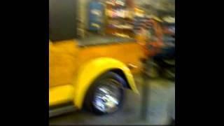 33 Hudson 4 door sedan suicide doors, 305 Chevy eg. and 30 Model A truck, woody 351 Windsor eg..mov Thumbnail