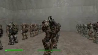 Fallout 4 - Cheat Room