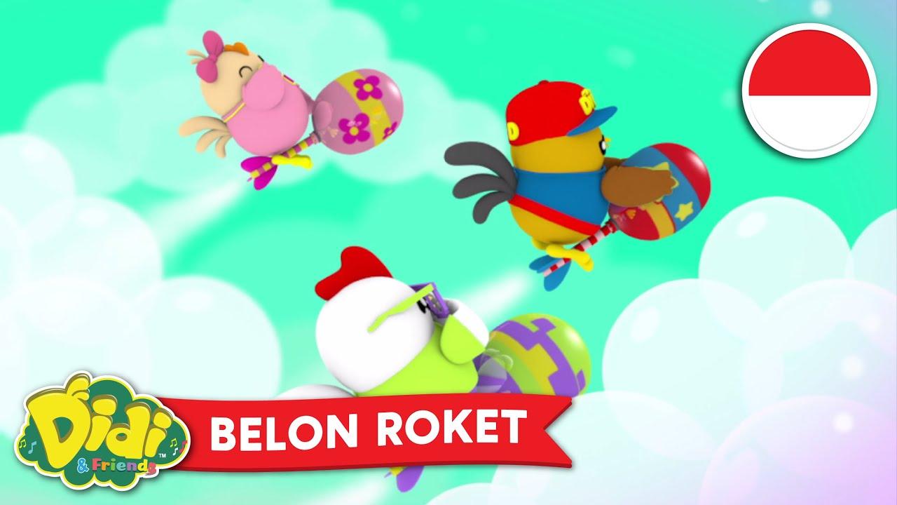 Bingo Main Balon | Lagu Anak-Anak Indonesia | Didi & Friends Indonesia