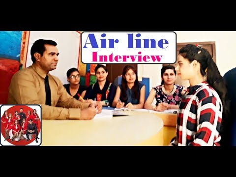 Airline Interview : #Air #hostess Job
