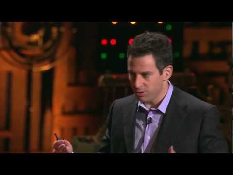 Image Description of : Sam Harris - Science can answer moral questions (subtitles)