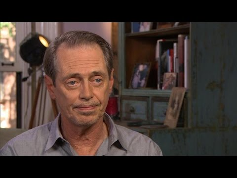 Steve Buscemi on his Boardwalk Empire role