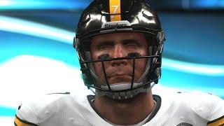 Madden 19 All Madden Gameplay   Steelers vs Seahawks   PS4 Full Game