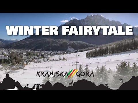 Winter In Kranjska Gora