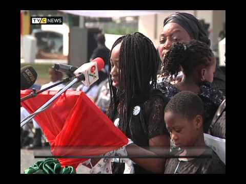 Ghanaian broadcaster Komlar Dumor laid to rest