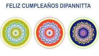 Dipannitta   Indian Designs - Happy Birthday