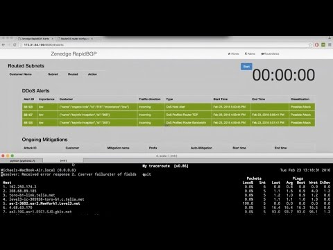 How to Test, Measure and Minimize your DDoS Time-to-Mitigate (TTM)