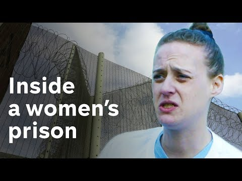 Inside the women's prison with a difference