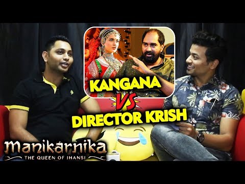 Manikarnika Kangana Vs Director Krish Controversy | Salman's Fan Anil Shah Reaction