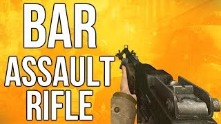 WW2 In Depth: BAR Assault Rifle Review (Call of Duty: WWII)
