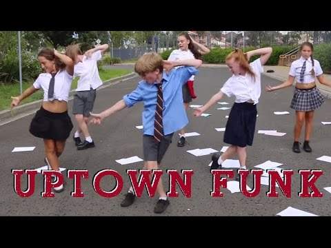 Uptown Funk - Mark Ronson ft. Bruno Mars cover by...
