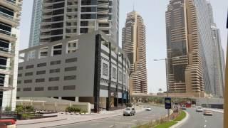 Dubai marina big bus tour