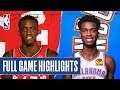 RAPTORS at THUNDER | FULL GAME HIGHLIGHTS | January 15, 2020