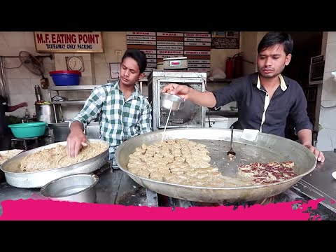 INDIAN STREET FOOD Tour for MEAT LOVERS | Lucknow, India