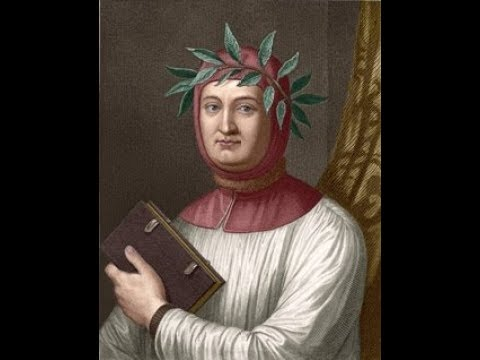 Petrarch considered a great poet