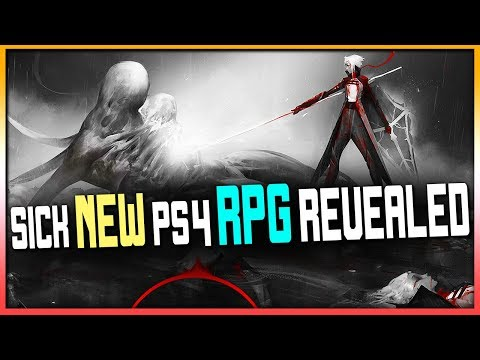 SICK NEW PS4 RPG REVEALED + PS5 CONFIRMED FOR TGS 2020!