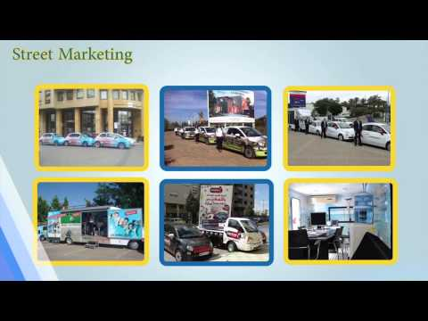 Présentation Agence Markevents