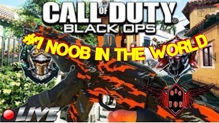 Call of Duty Black Ops 4 : #1 Ranked Noob In The World